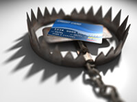 Do you have a problem with your credit card debt and know the credit card warning signs?