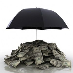 You need to protect yourself with umbrella insurance.