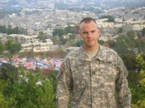 Hank Coleman in Haiti