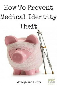 How To Prevent Medical Identity Theft
