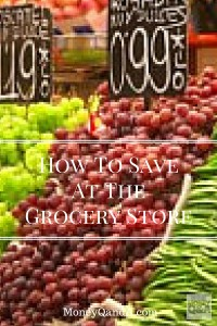 How To Save Money On Groceries Right Now