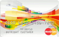 BuyRIGHT Prepaid MasterCard