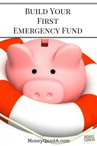 How To Build An Emergency Fund For The First Time