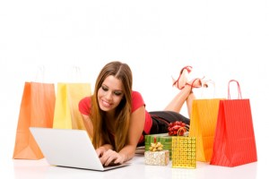 Cyber Monday Christmas shopping