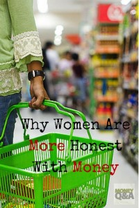 Women and Money - Top 8 Reasons Women Are More Honest