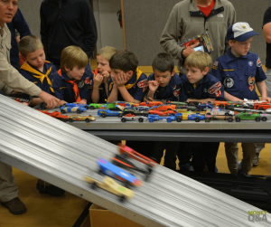 What You Can Learn About Investing From Building A Pinewood Derby Car