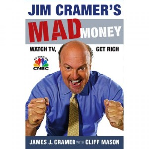 Jim Cramer's Mad Money one of many personal finance books