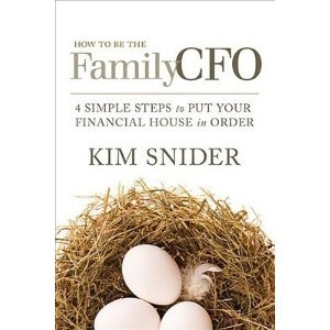 The Family CFO by Kim Snider