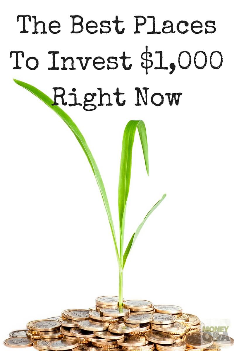 Where to invest $1,000