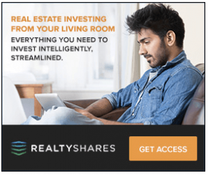 RealtyShare to invest in real estate for $5,000