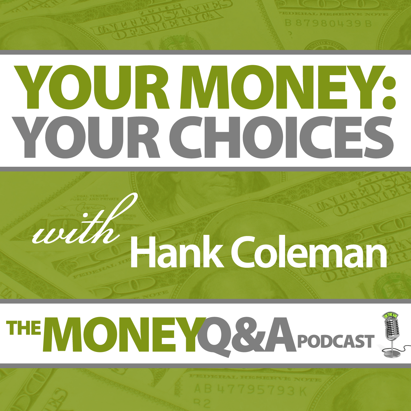 Your Money: Your Choices
