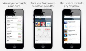 SaveUp iPhone App