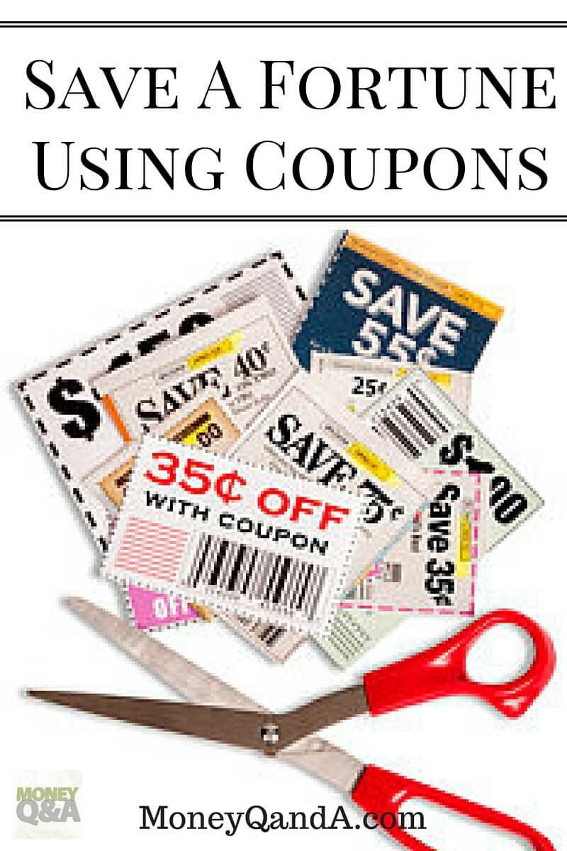 How To Save A Fortune Using Coupons And Loyalty Cards