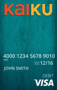 Kaiku Visa Prepaid Card Review – A Great Prepaid Debit Card