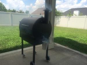 Traeger Smoker Grill