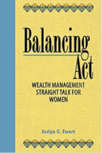 Keeping Financial Transparency in Marriage - Balancing Act by Joslyn Ewart