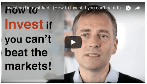 Lars Kroijer - Investing Demystified on YouTube
