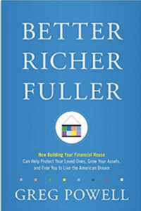 Greg Powell, author of Better, Richer, Fuller