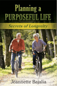 Jeannette Bajalia, the author of Planning A Purposeful Life