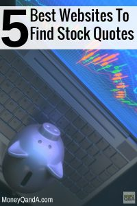 Best Websites To Find Stock Quotes