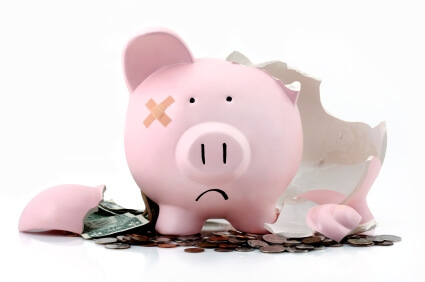 You should not put your emergency fund in mutual funds