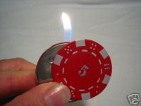 Poker chip lighters where my first eBay arbitrage