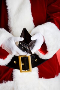 What to do if Santa is broke this year