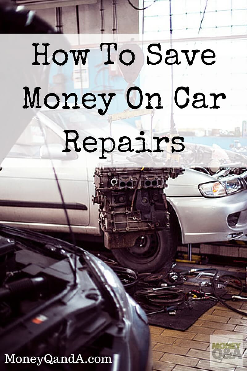 Save Money On Car Repairs
