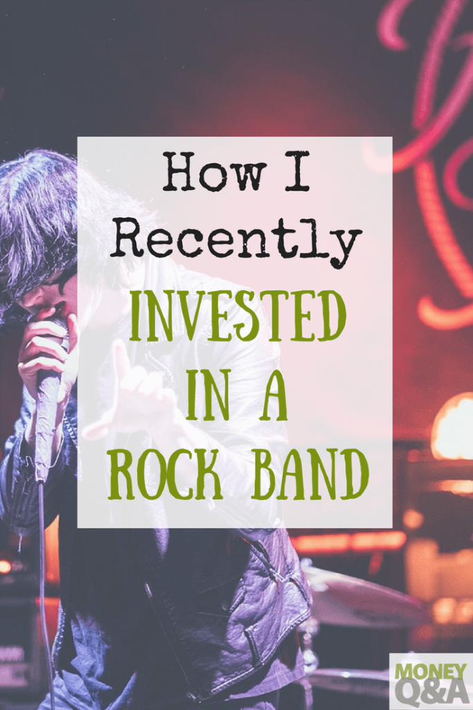 How I Recently Invested in a Rock Band with Kickstarter
