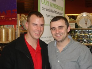 Hank Coleman and Gary Vaynerchuk