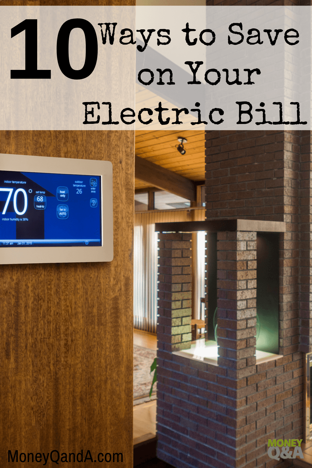 How to Save Money on Your Electric Bill This Summer