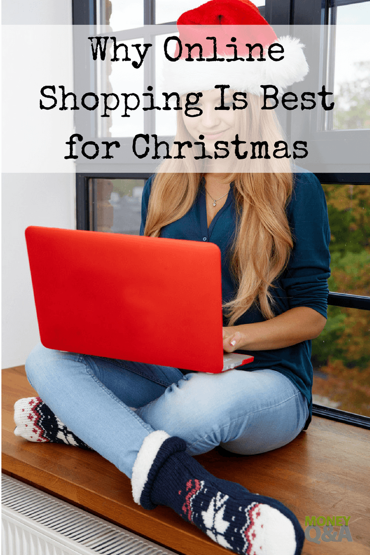 Why Online Shopping Is Best for Christmas Shopping