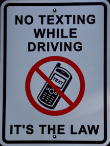 Dangers of Texting While Driving - Do We Really Care?