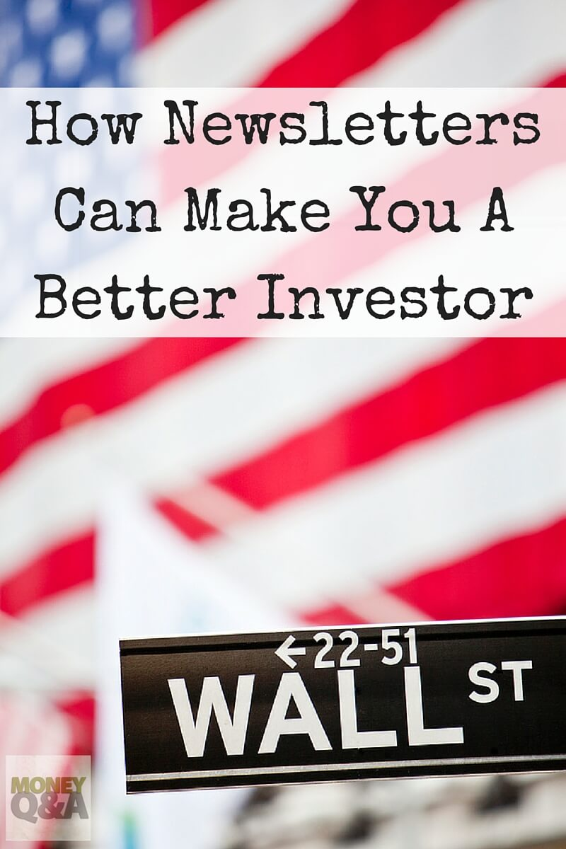 Investing newsletters can help you find stocks to invest in.