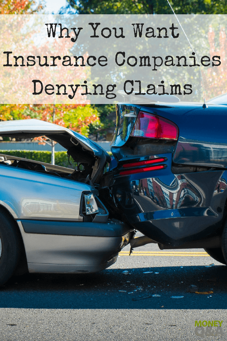 Can a Insurance Company Deny a Claim?