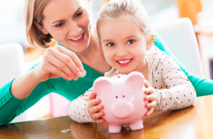 Teach your children financial concepts