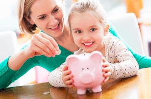 Teach your children financial concepts