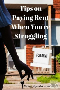 Coming To Grips With Paying Your Rent On Time