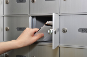 Receive your mail at a cluster mailbox, you soon could be.