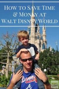 How to Save Money at Walt Disney World