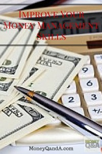 5 Ways to Improve Your Money Management