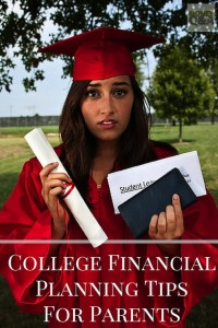 College Financial Planning Tips for Parents