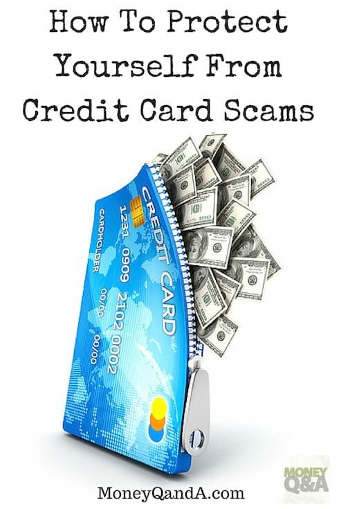 Protect Yourself from Credit Card Scams