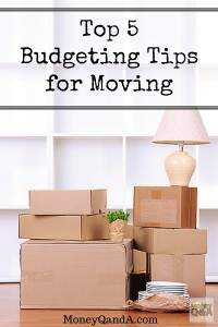 Budgeting Tips For Cross Country Moves