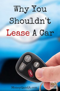 The Dangers of Leasing a Car
