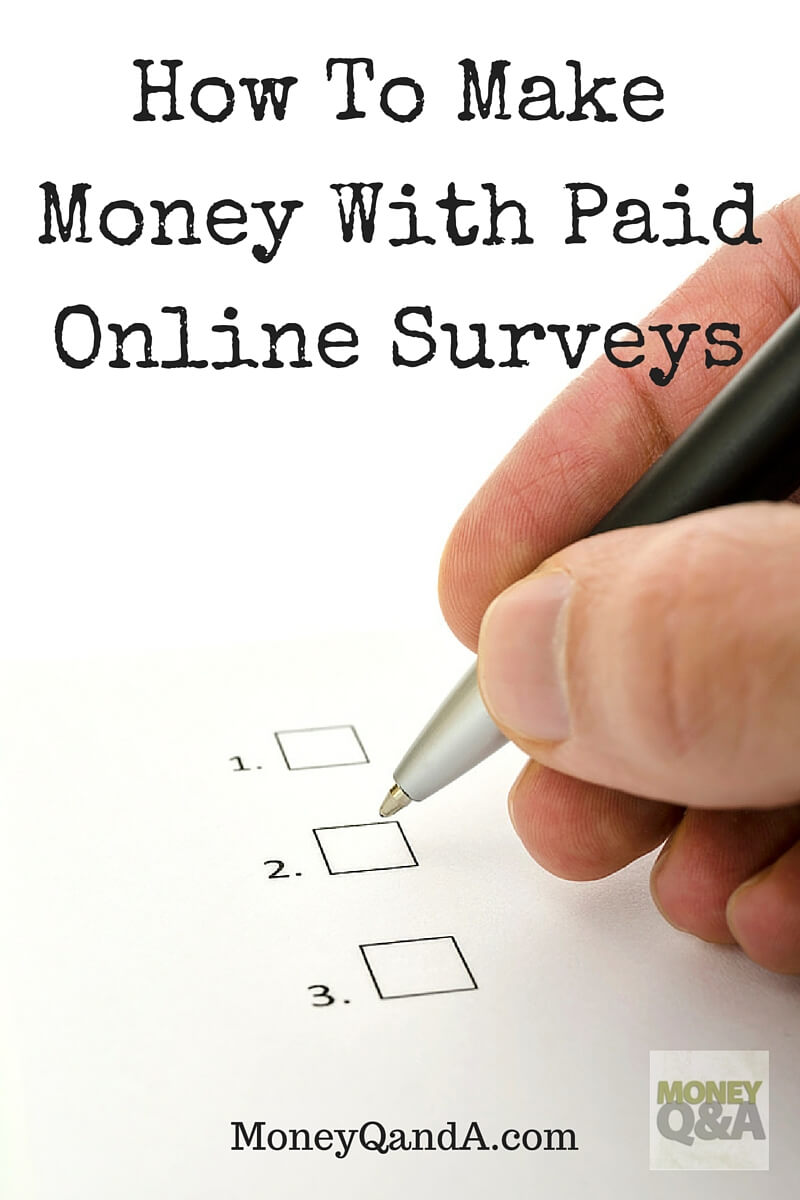 Can You Really Make Money With Paid Online Surveys? Or Are They a Scam?