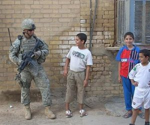 Combat Patrol OIF