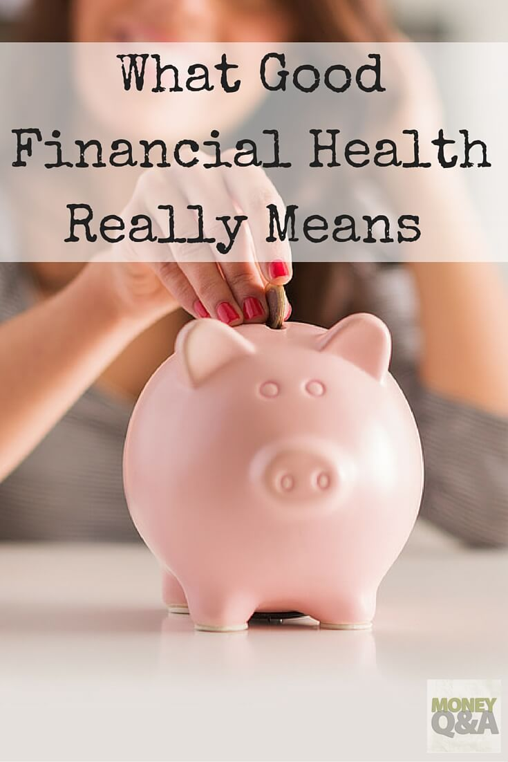 What Financial Health Means to Me – Learning from Mistakes