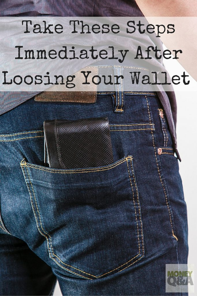 What to do Do When Your Wallet Is Stolen