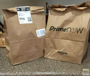 Amazon Prime Now Review – Groceries and Booze Delivered in One Hour